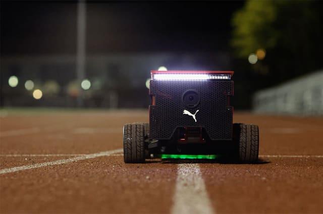 BeatBot es una liebre robótica que te ayudará a batir a Usain Bolt