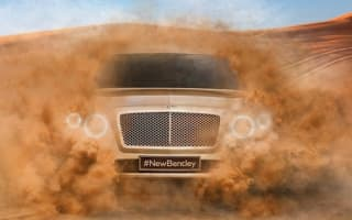 ​Bentley lines up for new model offensive