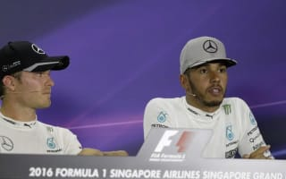 Rosberg and Hamilton braced for title fight