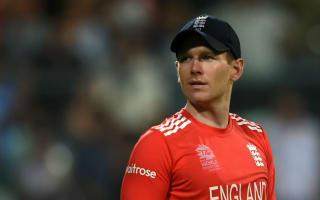 Morgan rues 'terrible' batting display