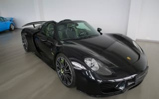 Porsche 918 Spyder goes on sale for incredible price