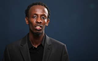 Oscar-nominated actor Barkhad Abdi reportedly 'broke'