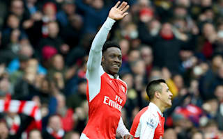 Welbeck back in full Arsenal training