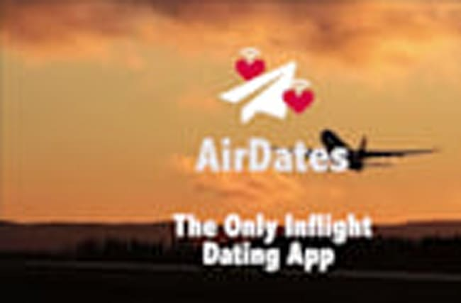 Love is in the Air With World's Only In-Flight Dating App