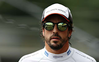 Alonso at his 'best level' and inspired by Rossi