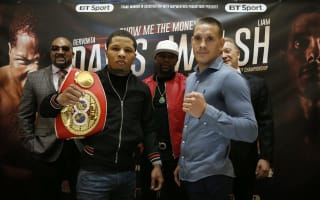 Win a pair of tickets to see Davis v Walsh LIVE at the Copper Box on 20 May