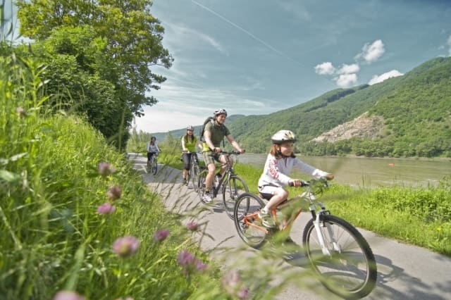 Cycle the Danube on a self-guided tour
