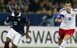Diarra, Griezmann left out of France XI