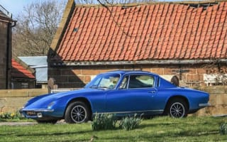 Ex-Ronnie Peterson Lotus Elan Plus 2S goes under the hammer
