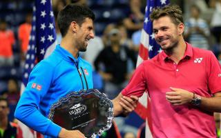 Djokovic heralds Wawrinka's entry into 'big five'