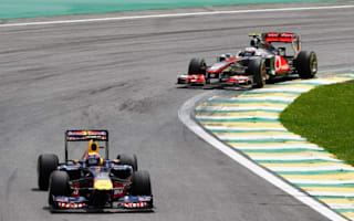 Sauber: Red Bull and McLaren lead 2012 field