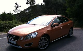 Live from the launch: Volvo S60