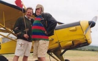 British pilot of vintage plane missing in Africa