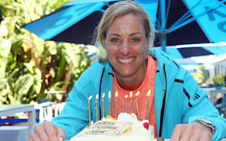 Kerber ices the cake, Olympic champion Puig sent packing