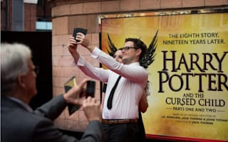 Harry Potter And The Cursed Child hoping for spellbinding haul at Olivier Awards
