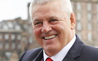 Gatland plans nightly choir practice for Lions squad