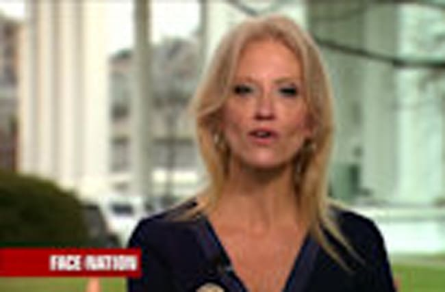 Conway weighs in on media coverage, Obamacare