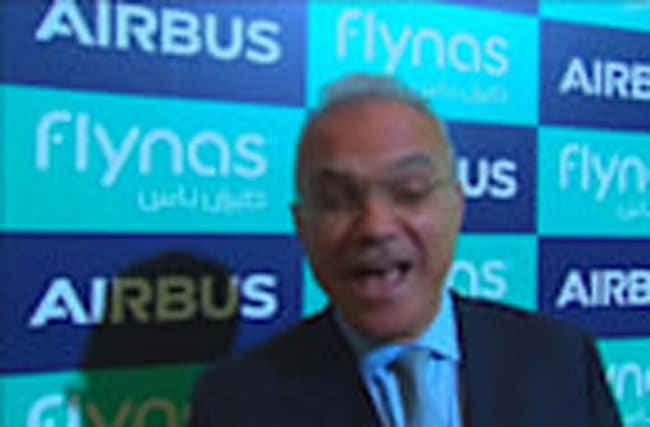 Saudi's flynas boosts Airbus order book