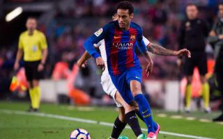 Neymar ready to replace Messi - Sampaoli