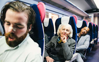 First Great Western offers free nasal strips for snoring train passengers
