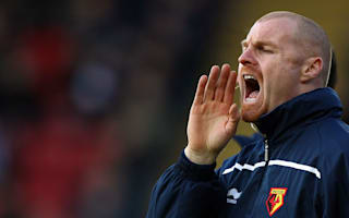 Dyche thanks Taylor for Watford chance