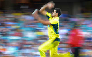 Starc targeting Guptill and Williamson