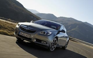Vauxhall Insignia BiTurbo: First drive review