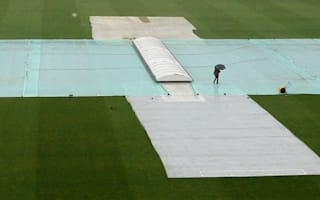 Final ODI washed out as Windies and Afghanistan split series