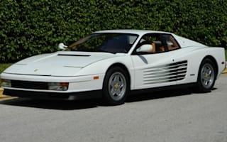 Wolf of Wall Street Ferrari Testarossa on sale in Monaco