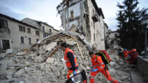 Instituciones piden WiFis sin contraseña para ayudar a las víctimas del terremoto de Italia