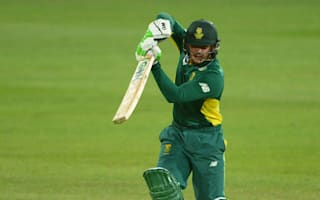 De Kock thrilled with 'free flowing' innings