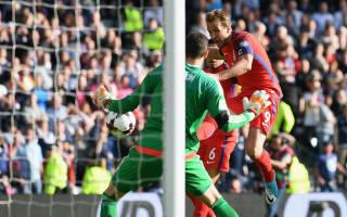 Scotland 2 England 2: Kane rescues point amid late drama
