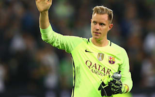 Puyol backs Ter Stegen after error