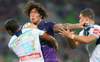 Storm stalwart Proctor signs four-year Titans deal
