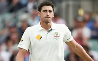 Starc suffers deep shin laceration, receives 30 stitches