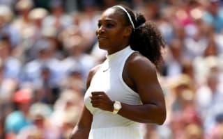 Vesnina no match for ruthless Serena