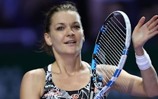 Radwanska beats Pliskova to semi-final spot