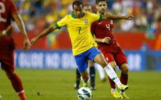 Lucas replaces injured Rafinha in Brazil Copa squad
