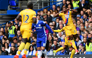 Allardyce: Palace could have scored even more against Chelsea