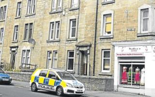 Police resort to empty cop car to deter criminals