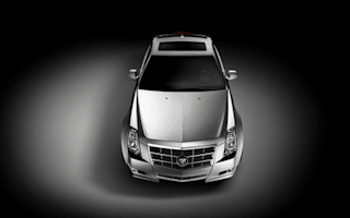 Cadillac CTS heading for Europe?
