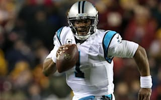 Newton shakes off injury to deal Redskins playoff setback