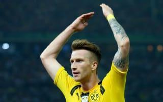 Reus resumes Dortmund squad training