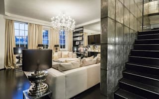 Fashion designer McQueen's Mayfair mansion on sale for £8.5 million