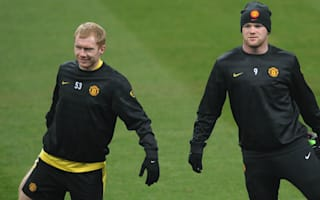Rooney hoping to emulate Scholes in United midfield