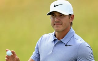 Koepka in four-way tie for lead as Matsuyama stars at Erin Hills