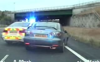 Video: West Midlands police names chase of the year
