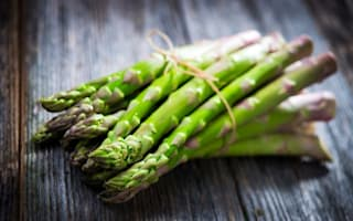 Nine things to do with English asparagus