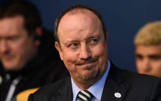 Benitez: I will not quit Newcastle