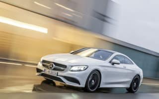 Mercedes S63 AMG coupe to boast 577bhp